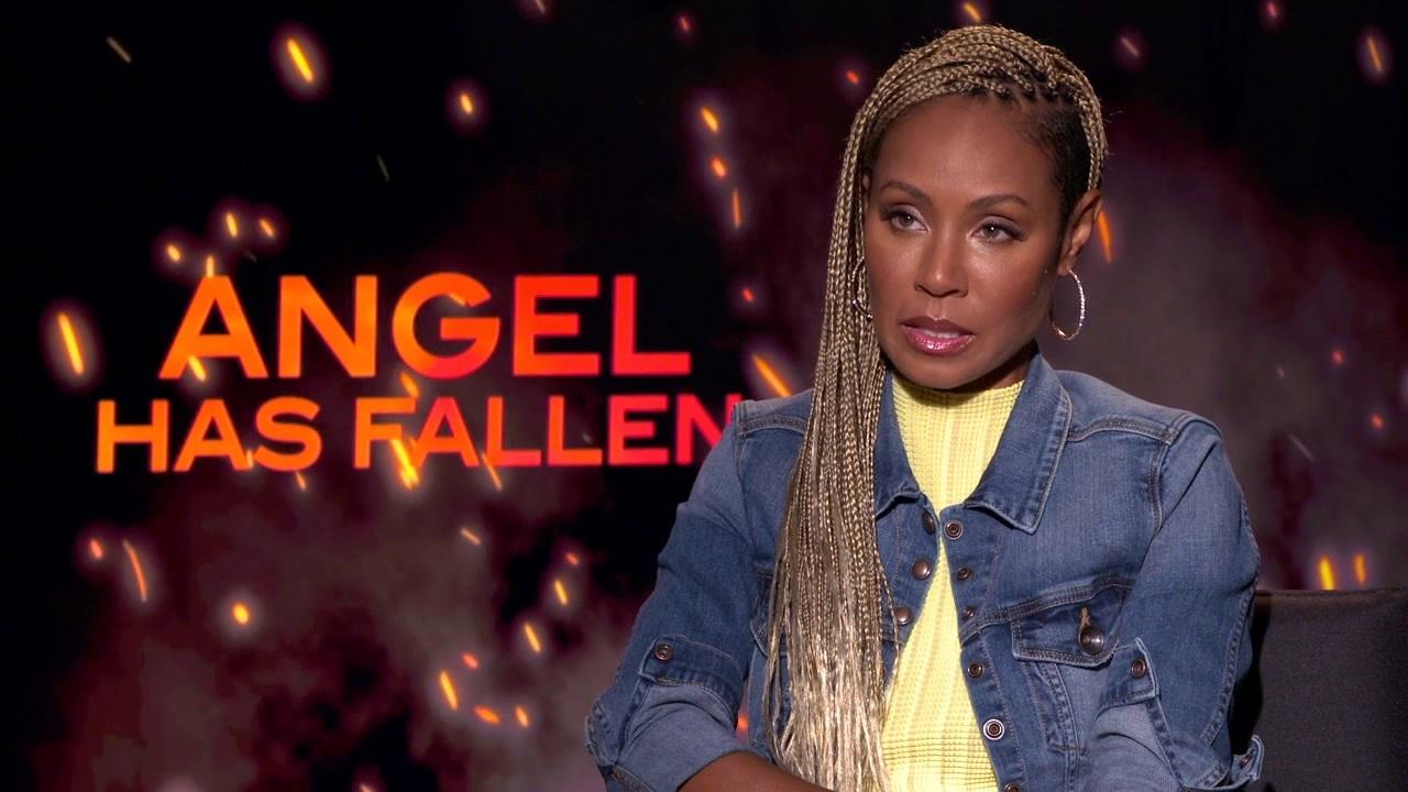 Angel Has Fallen: Jada Pinkett Smith On Her Character