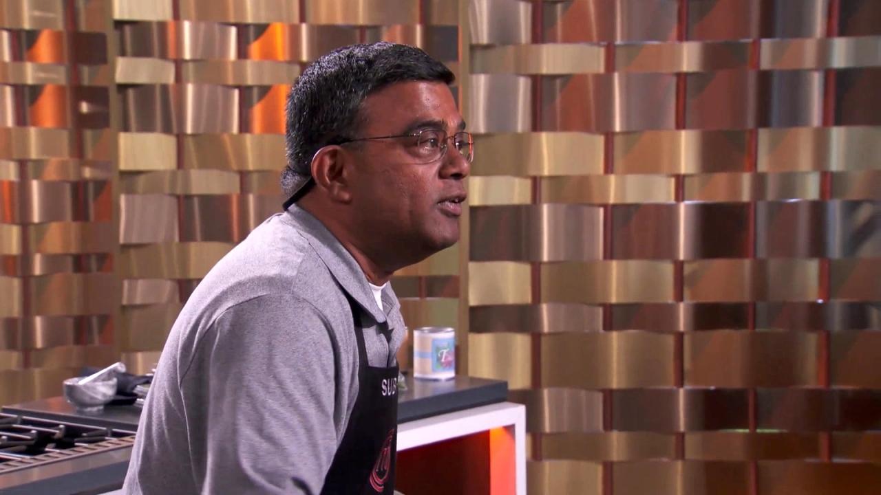 Masterchef: Subha Wants To Help Diabetics If He Wins