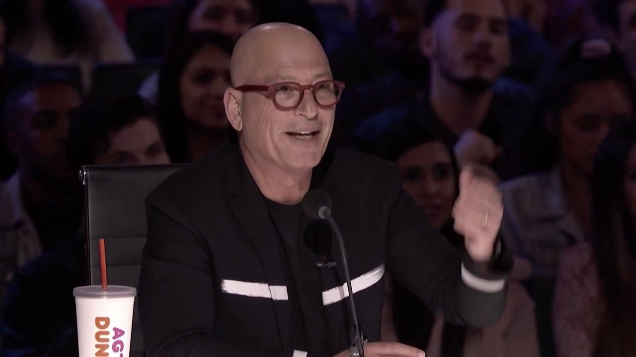 America's Got Talent: Howie Mandel's Best Pranks And Puns