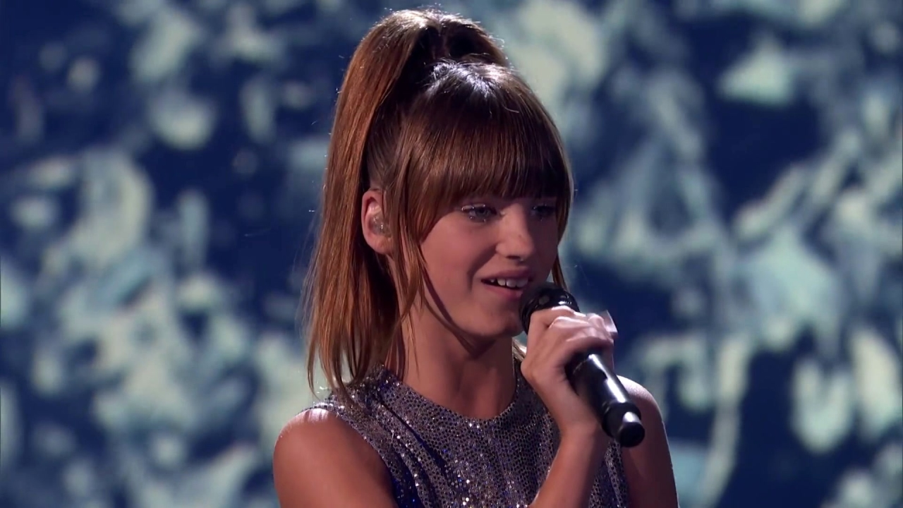 America's Got Talent: 13-Year-Old Charlotte Summers Will Shock You