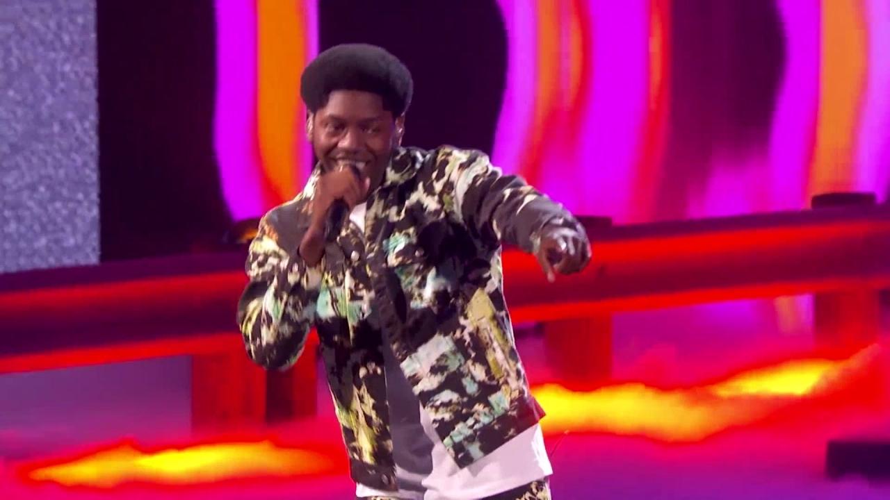 America's Got Talent: Singer Joseph Allen Returns With Original Song Mama