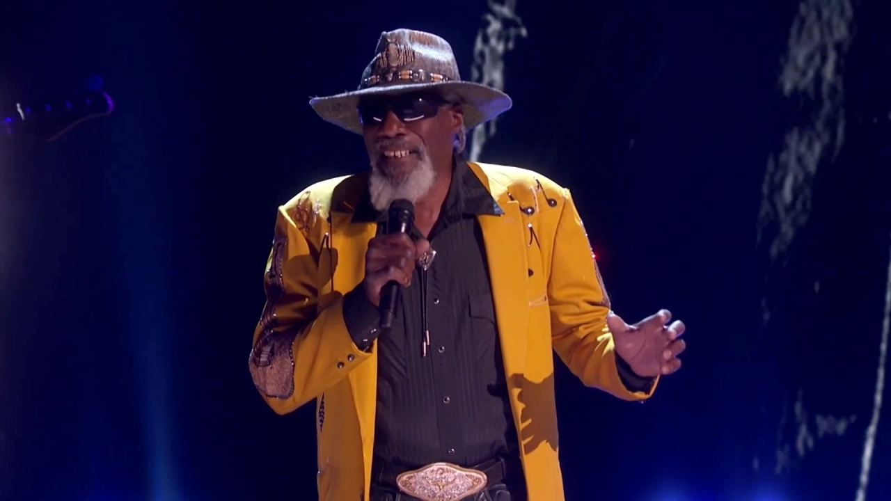America's Got Talent: 65-Year-Old Veteran Robert Finley Stuns With Soulful Starting To See
