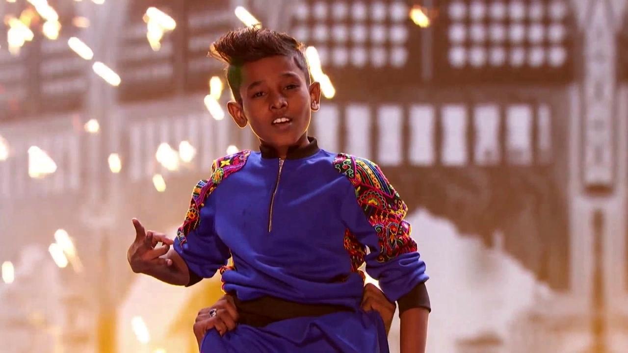 America's Got Talent: Indian Dance Crew V.Unbeatable Shocks The Judges
