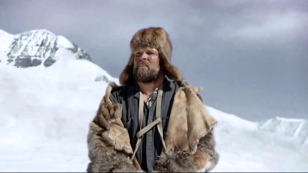 The Great Alaskan Race (Clean Trailer)
