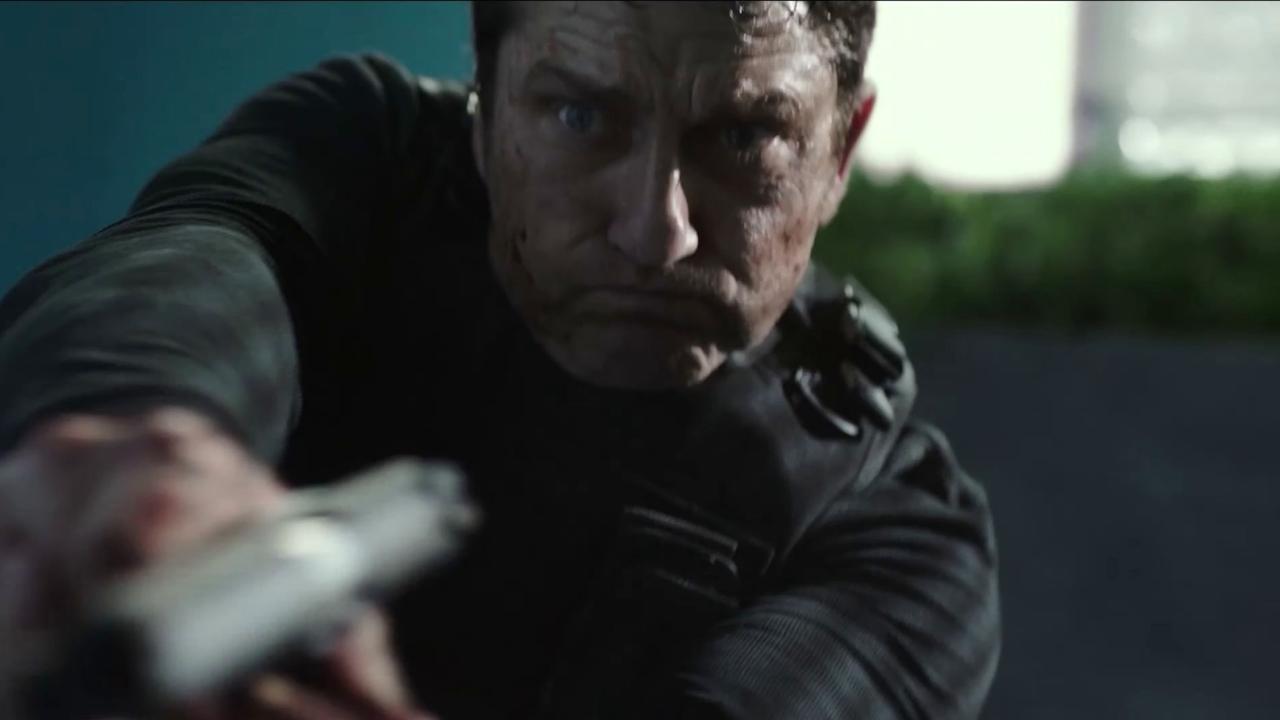 Angel Has Fallen: Blockbuster (TV Spot)
