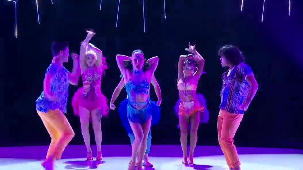 So You Think You Can Dance: The Top 8 Perform To Himno Del Carnaval