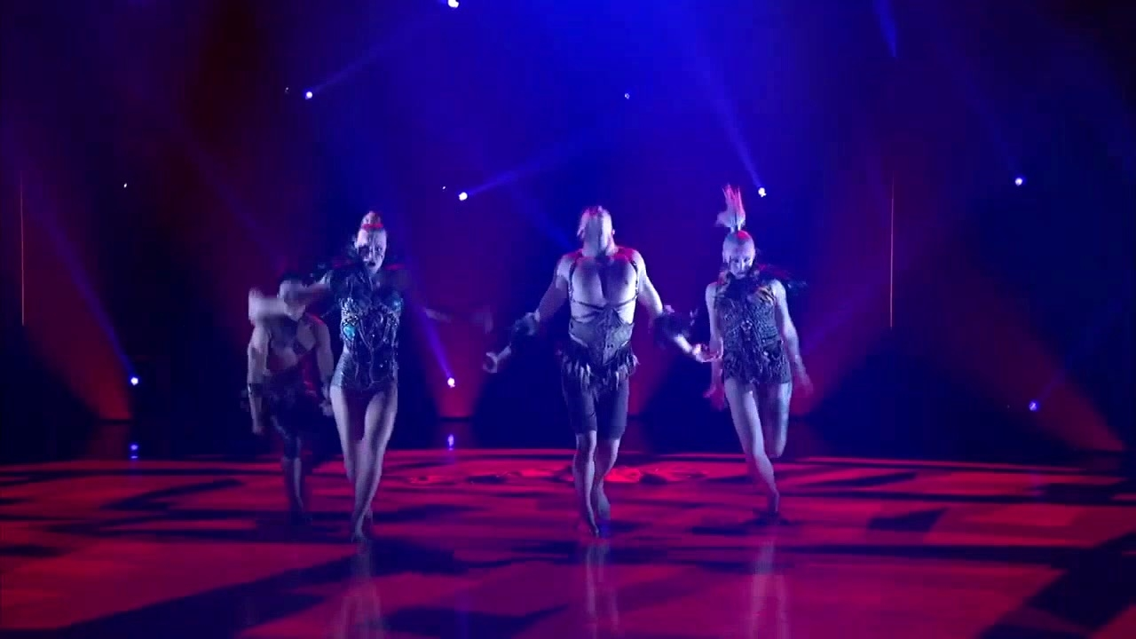 So You Think You Can Dance: Anna, Sophie, Bailey, & Ezra Perform To Rebirth