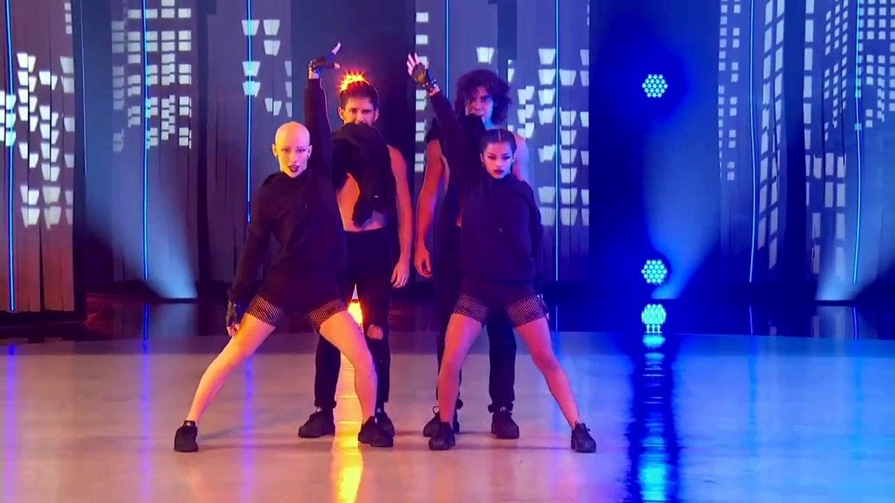 So You Think You Can Dance: Mariah, Madison, Benjamin, & Gino Perform To Bad Guy