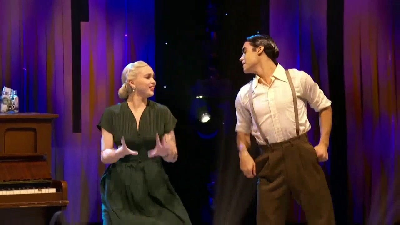 So You Think You Can Dance: Anna & Benjamin Perform To I'll Be Seeing You