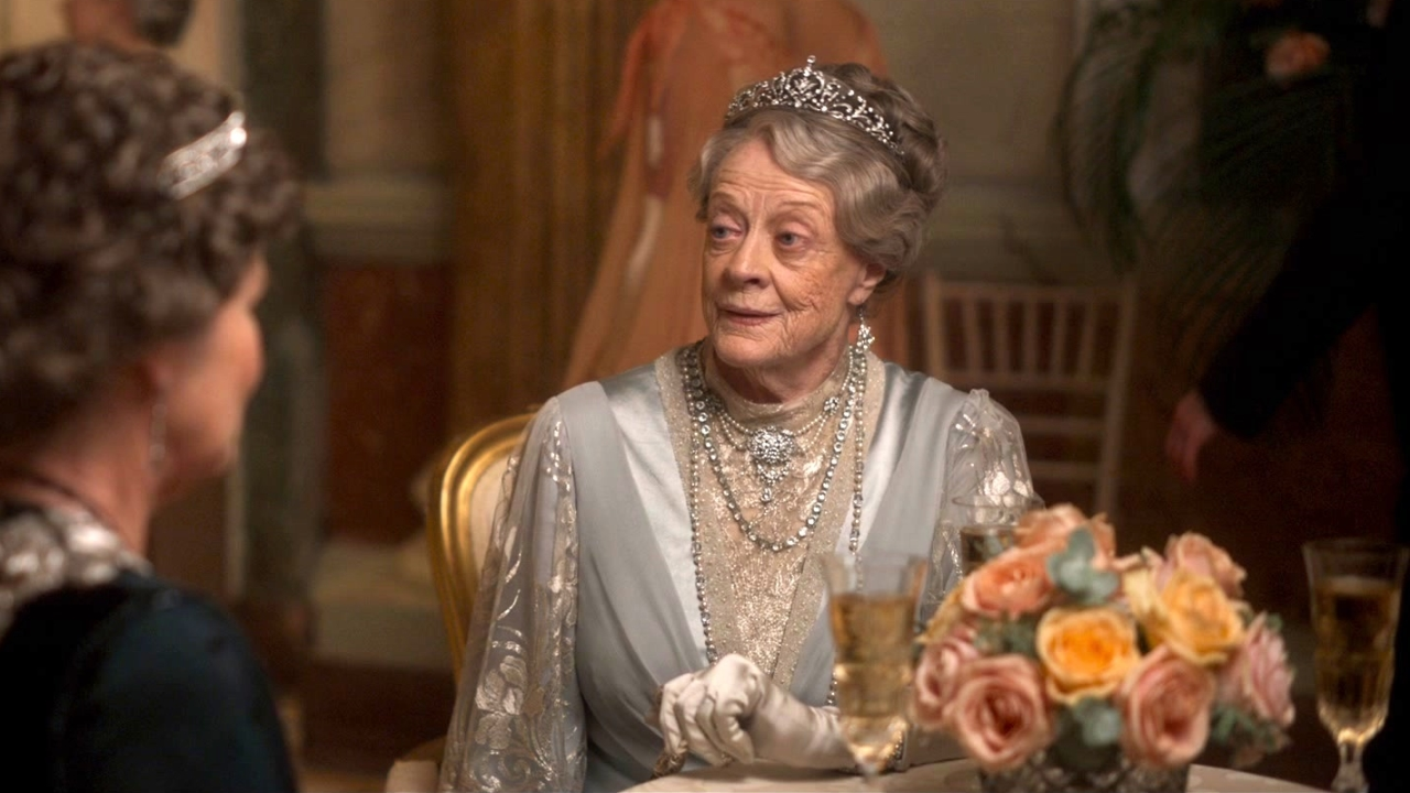 Downton Abbey: I Don't Believe In Defeat