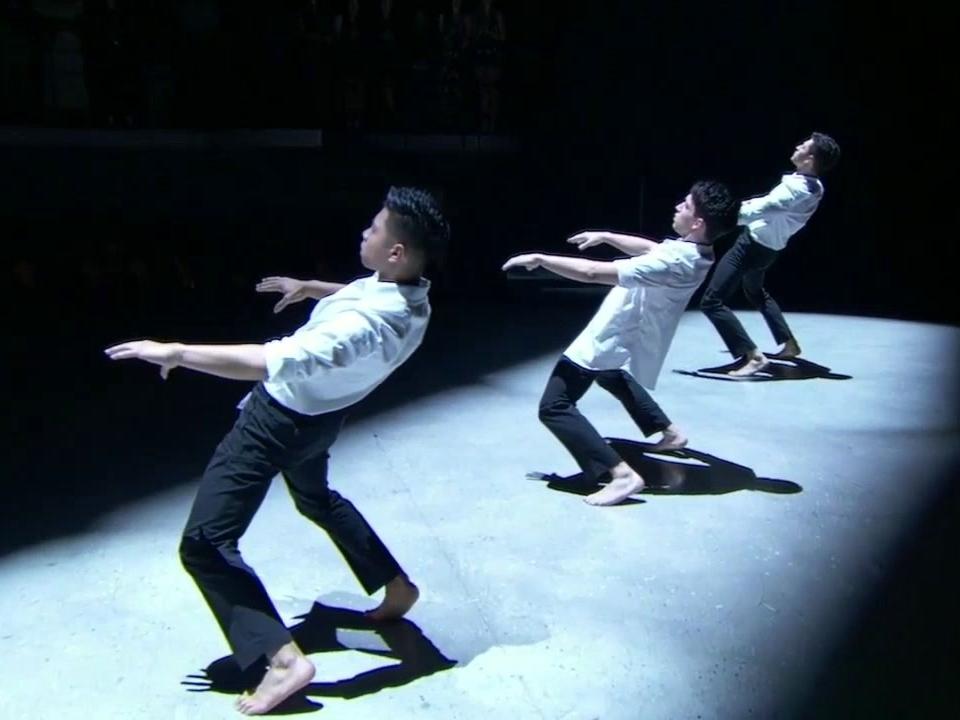 So You Think You Can Dance: Bailey, Ezra, & Gino Perform To Amen