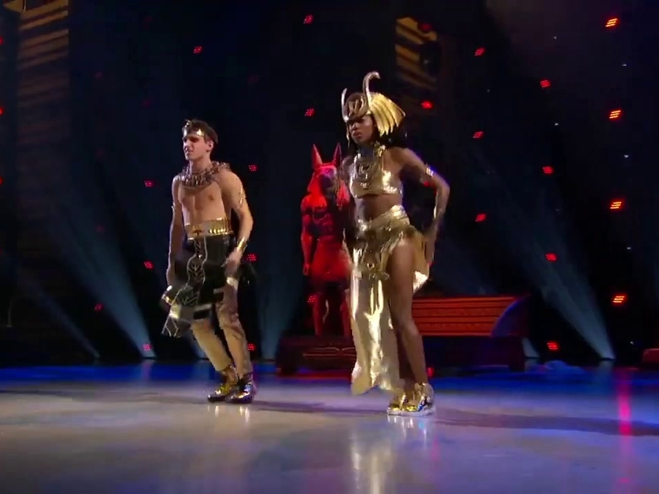 So You Think You Can Dance: Gino Cosculluela & Comfort Fedoke Perform To Get Up