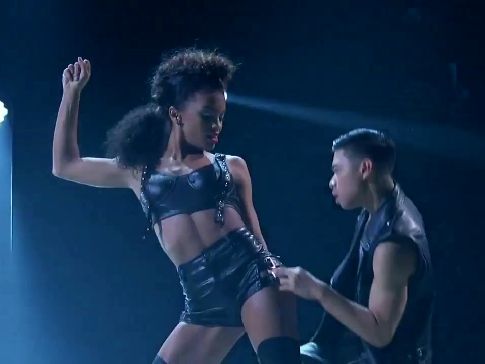 So You Think You Can Dance: Mariah Russell & Bailey Munoz Perform To Need You Tonight