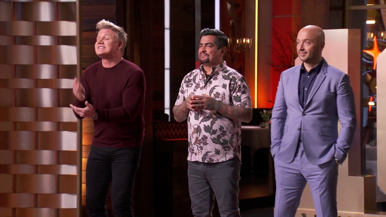 Masterchef: The Cooks Reveal What's Under Their Boxes