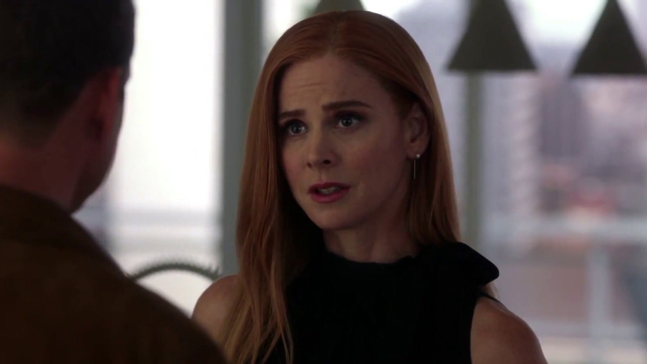 Suits: Harvey Can't Say I Love You