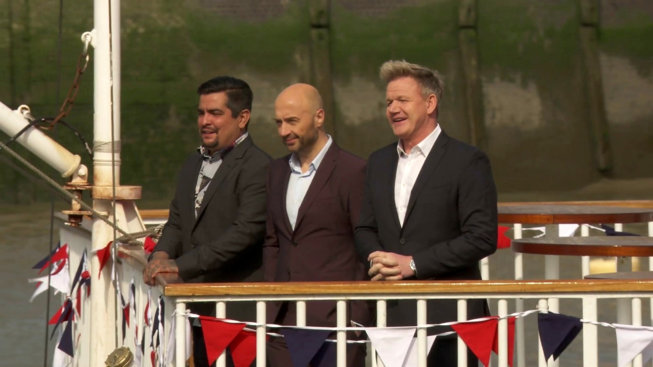Masterchef: The Judges Arrive On The Dixie Queen