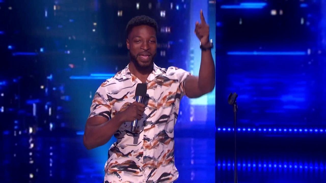 America's Got Talent: Comedian Preacher Lawson Returns