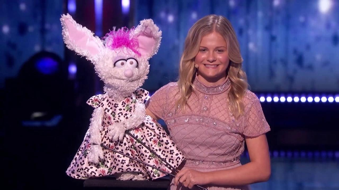 America's Got Talent: Darci Lynne Farmer Performs It's A Man's World
