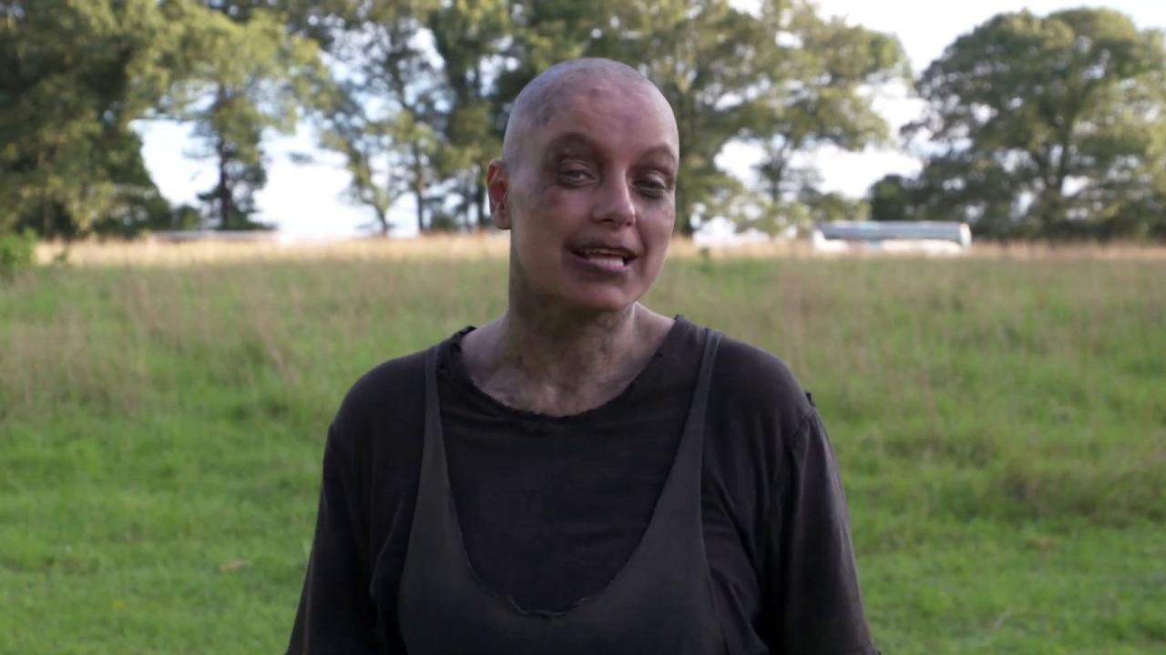 The Walking Dead: Samantha Morton Previews Season 10