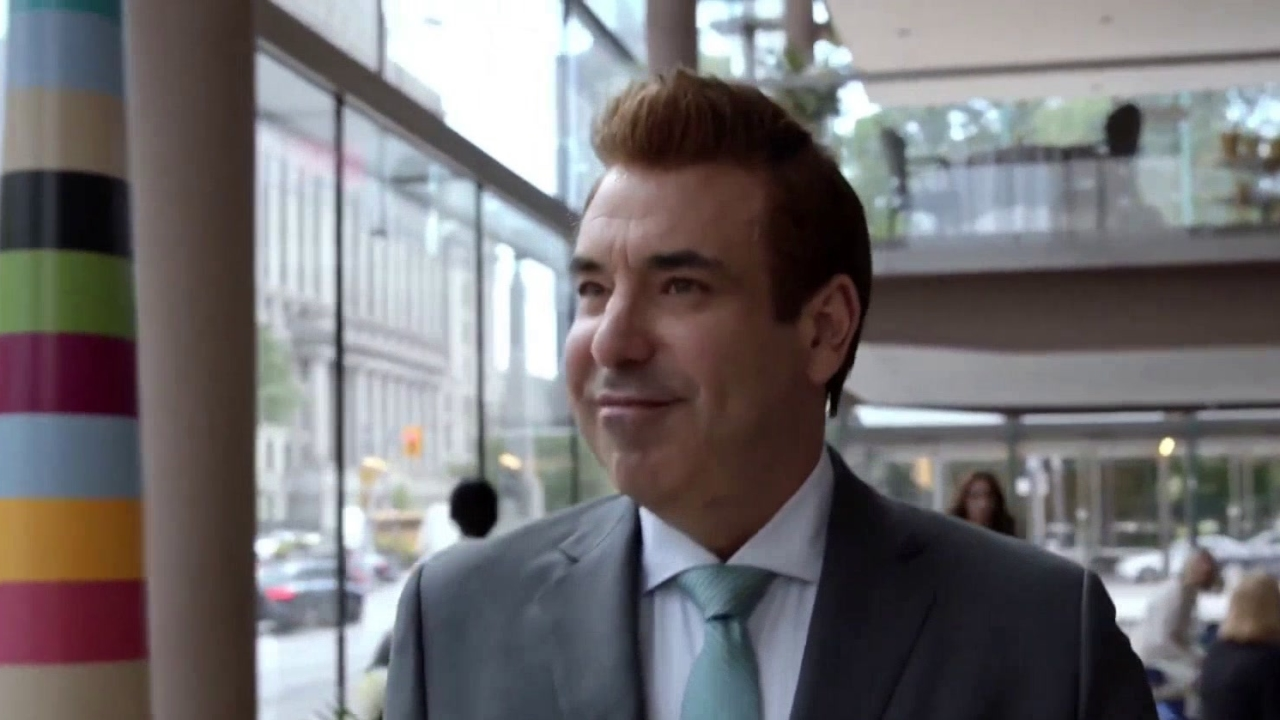 Suits: Louis Litt Is Harvey Specter