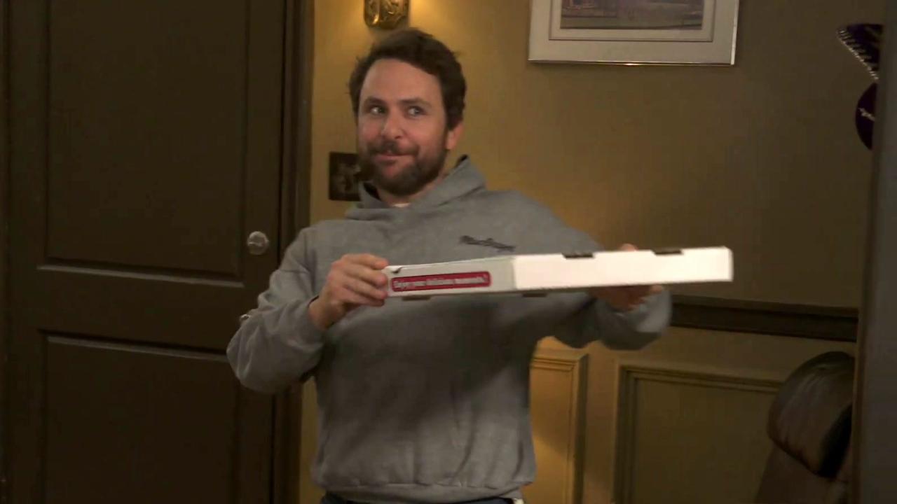 It's Always Sunny In Philadelphia: Pizza Preview