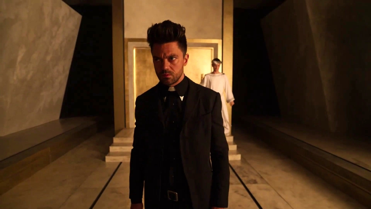 Preacher: What's Going On?