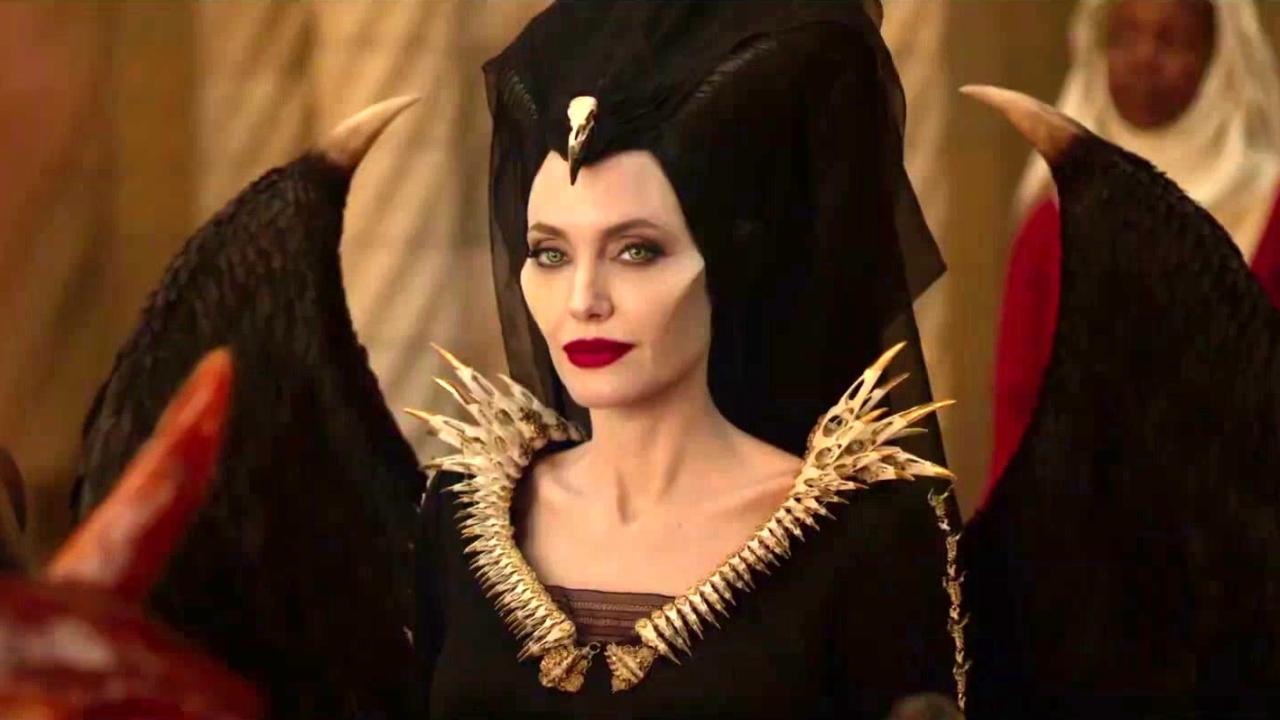 Maleficent: Mistress Of Evil: Angelina Jolie (Featurette)