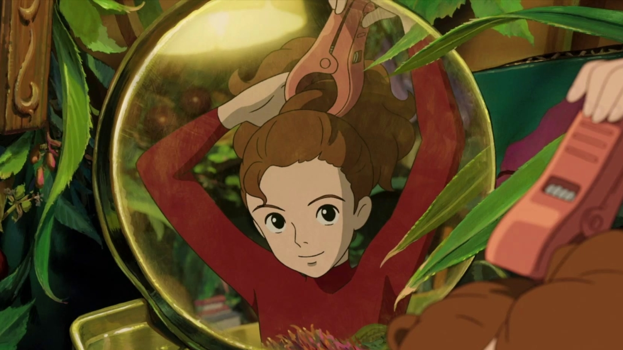 The Secret World Of Arriety (Studio Ghibli Fest 2019 Trailer)