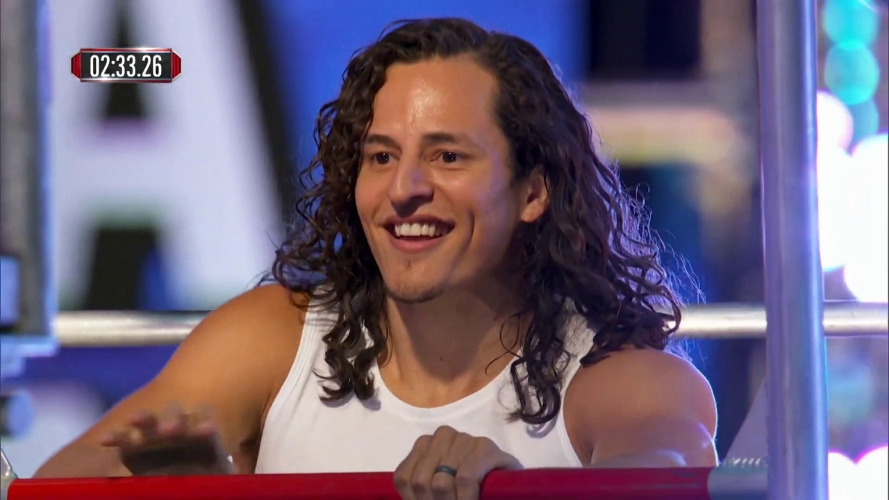 American Ninja Warrior: Daniel Gil's Awesome Stage 2 Run