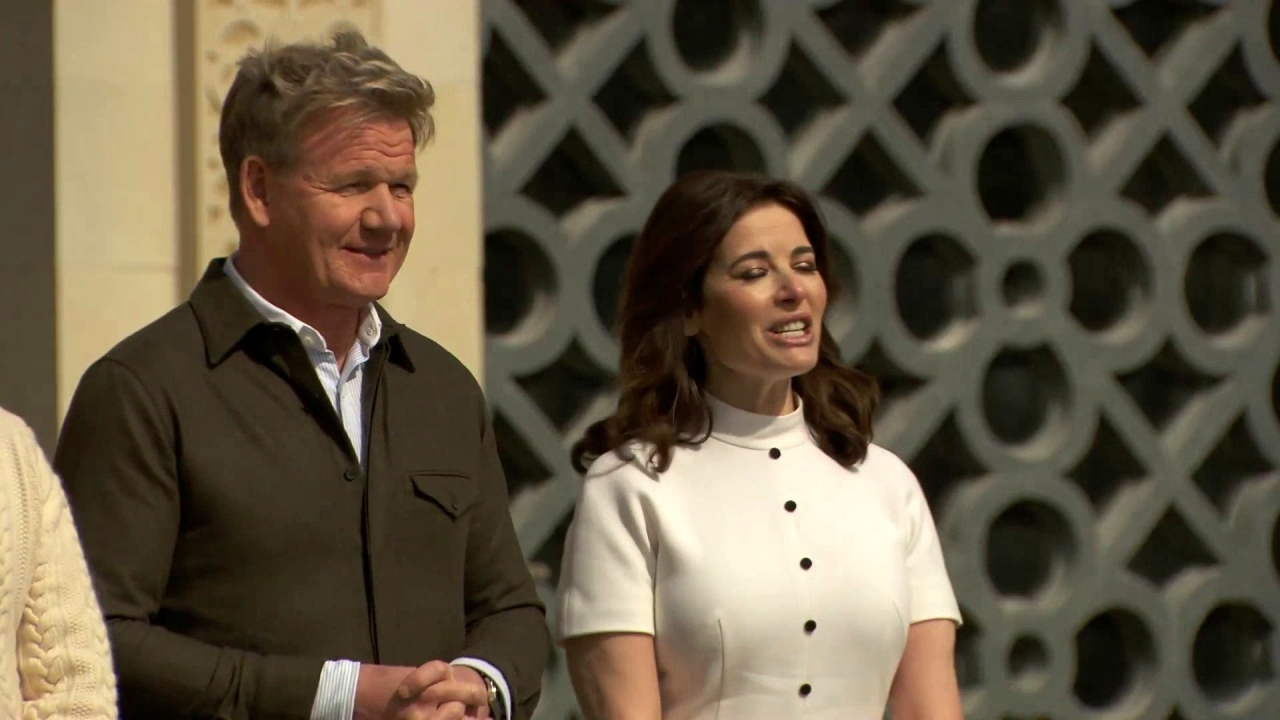 Masterchef: The Final Four Find Out The Challenge