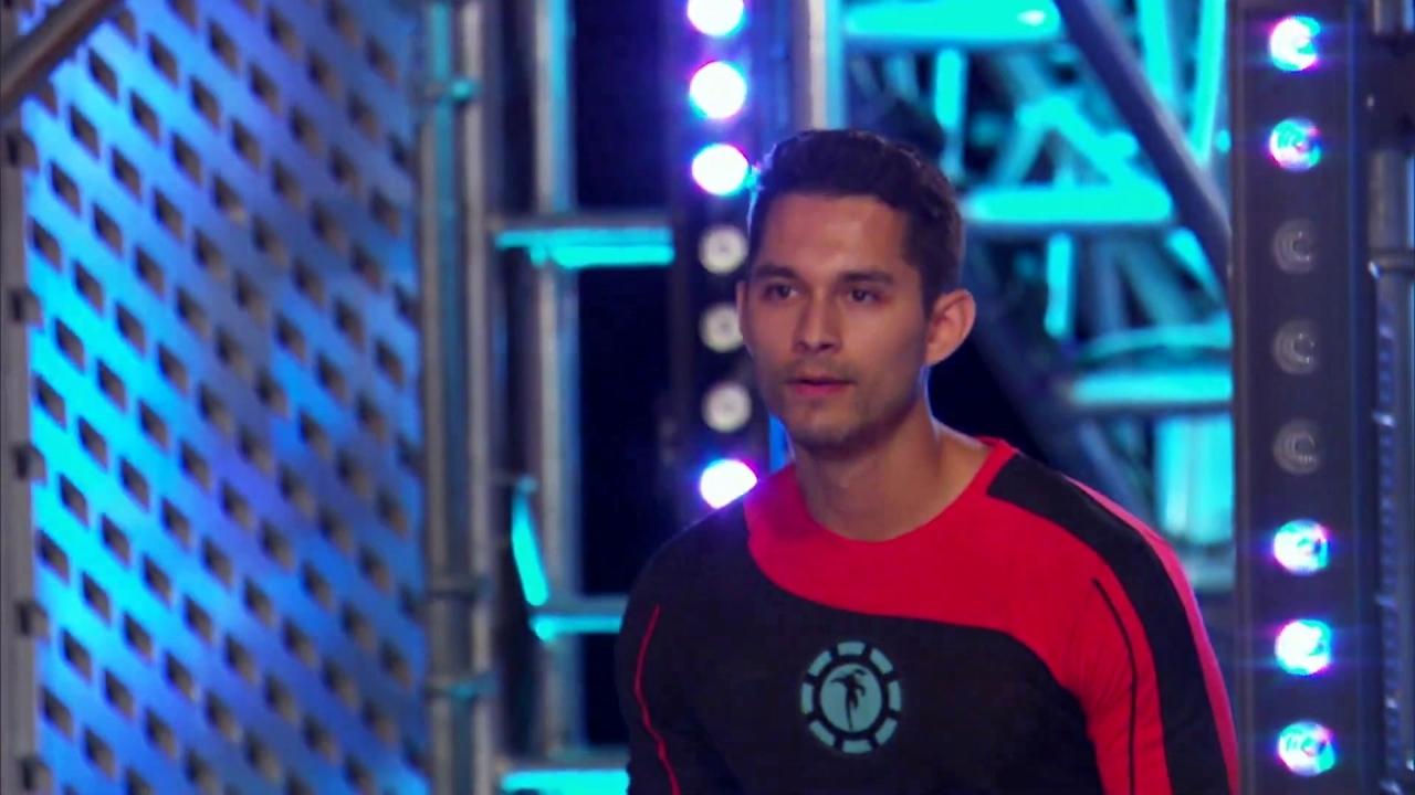 American Ninja Warrior: Josh Salinas Owns Stage 2