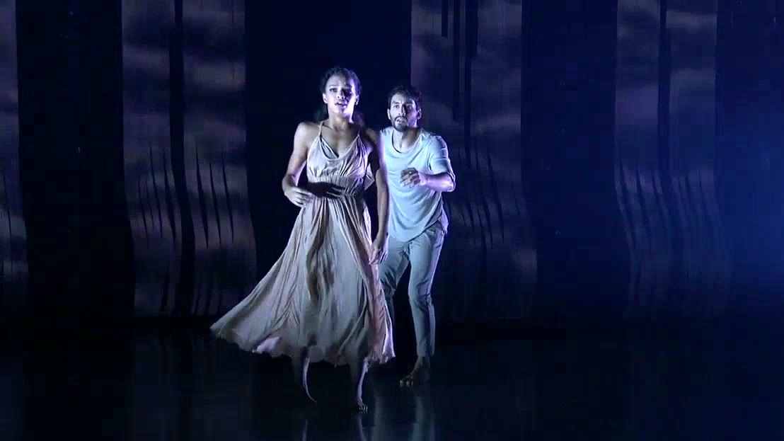 So You Think You Can Dance: Mariah & Robert Perform To Grey