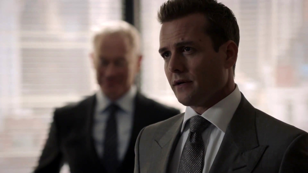 Suits: Harvey And Cahill Bury The Hatchet