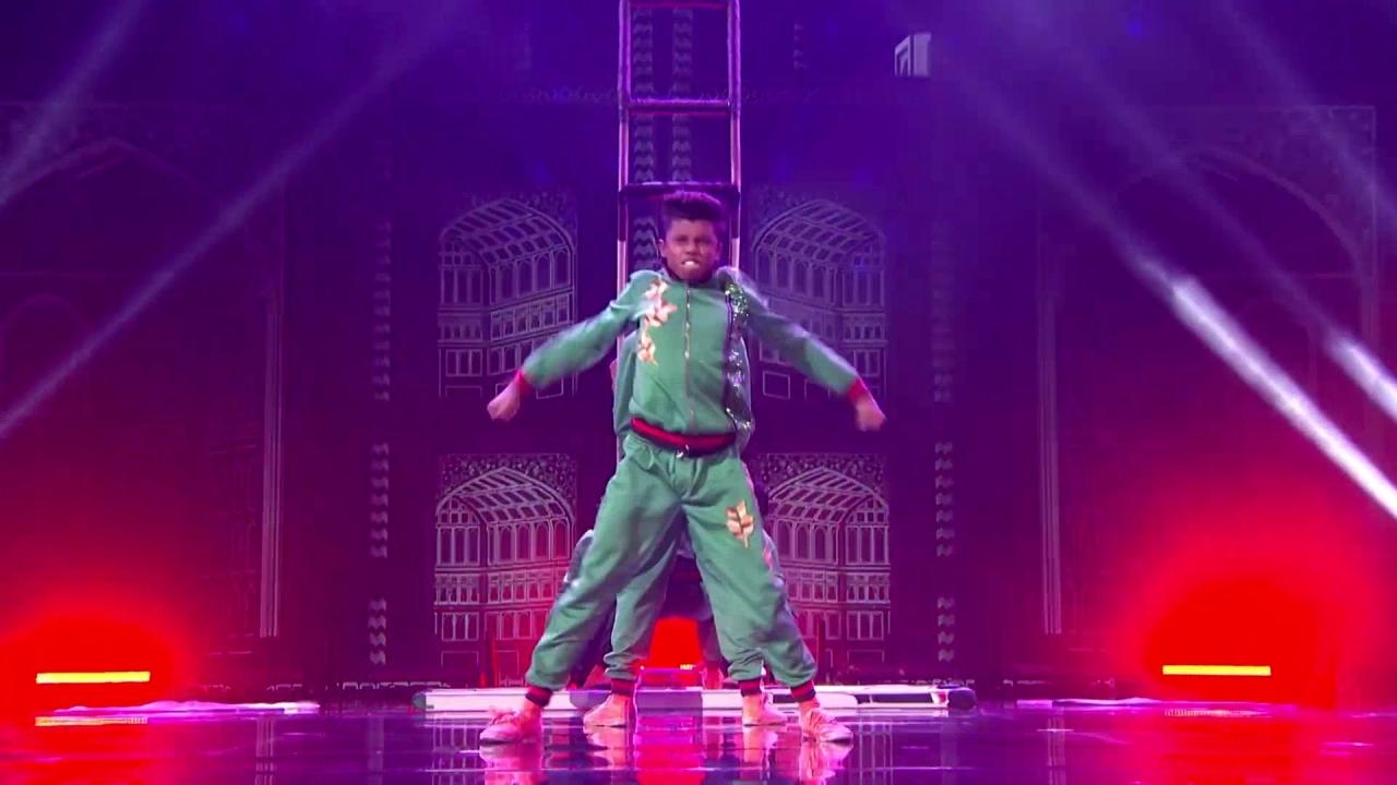 America's Got Talent: Semifinals 2