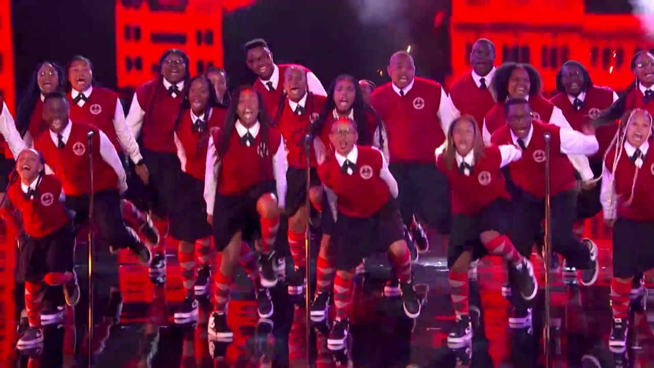America's Got Talent: Detroit Youth Choir Puts Spin On High Hopes