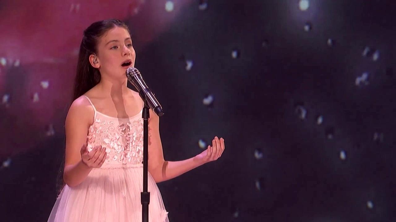 America's Got Talent: Opera Singer Emanne Beasha Will Shock You