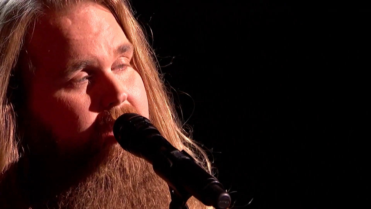 America's Got Talent: Swedish Singer Chris Klafford Sings Original, If Not With You, For You