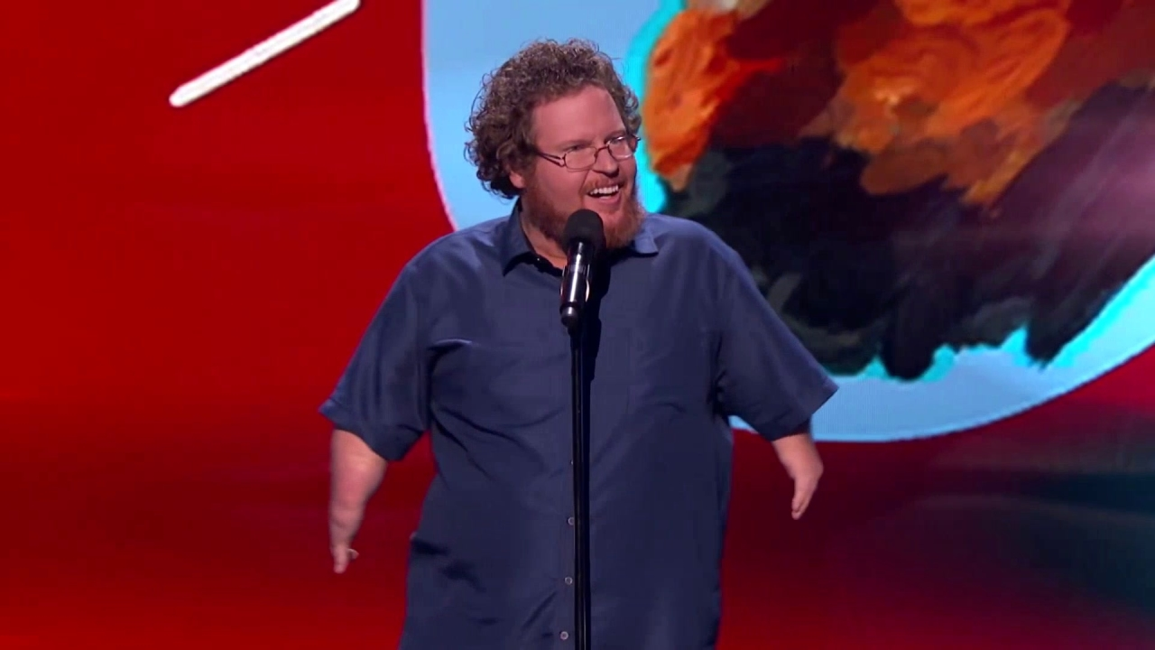 America's Got Talent: Comedian Ryan Niemiller Tells Funny Story About Not Knowing How To Swim