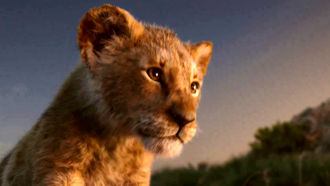 The Lion King (Home Ent. Trailer)