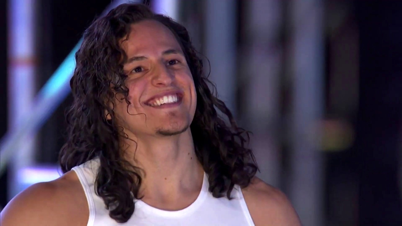 American Ninja Warrior: Daniel Gil's Inspiring Stage 3 Run