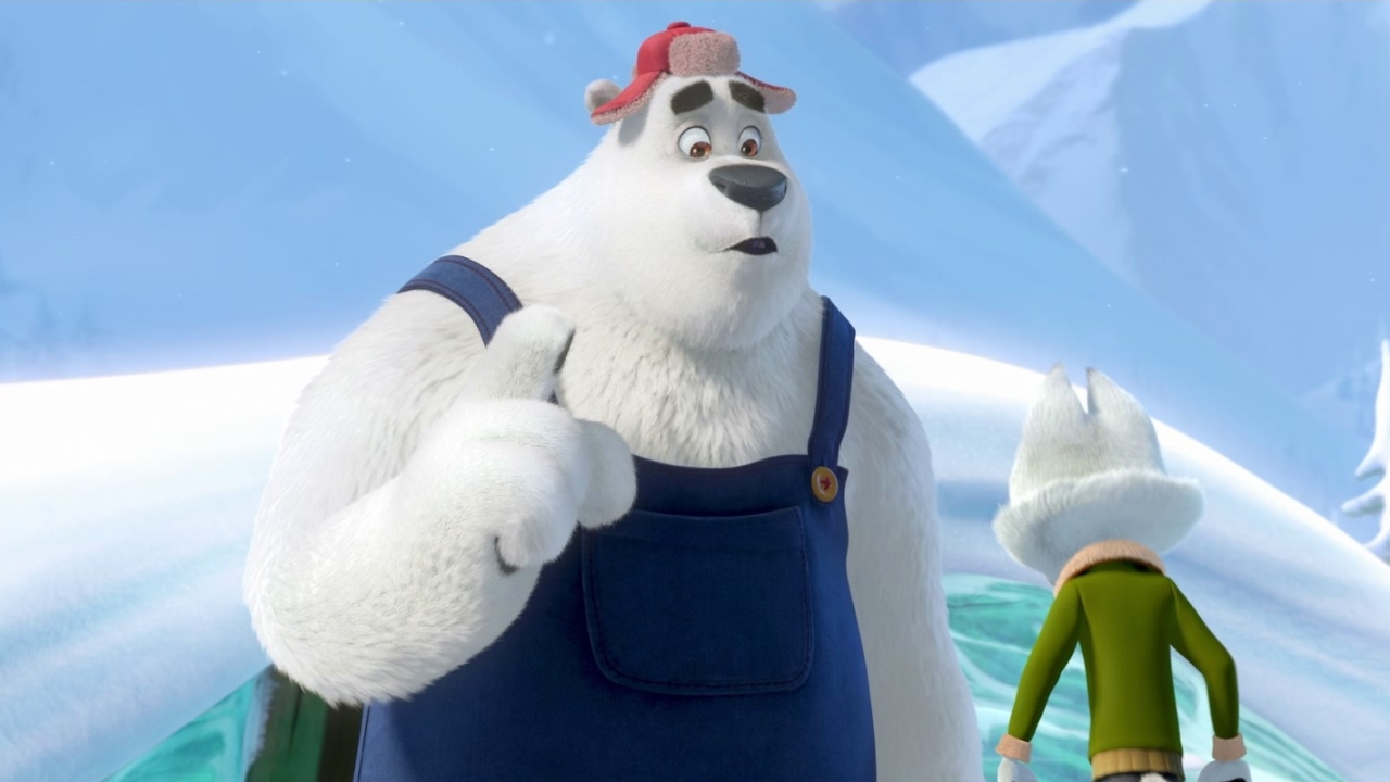 Arctic Dogs (Clean Trailer)