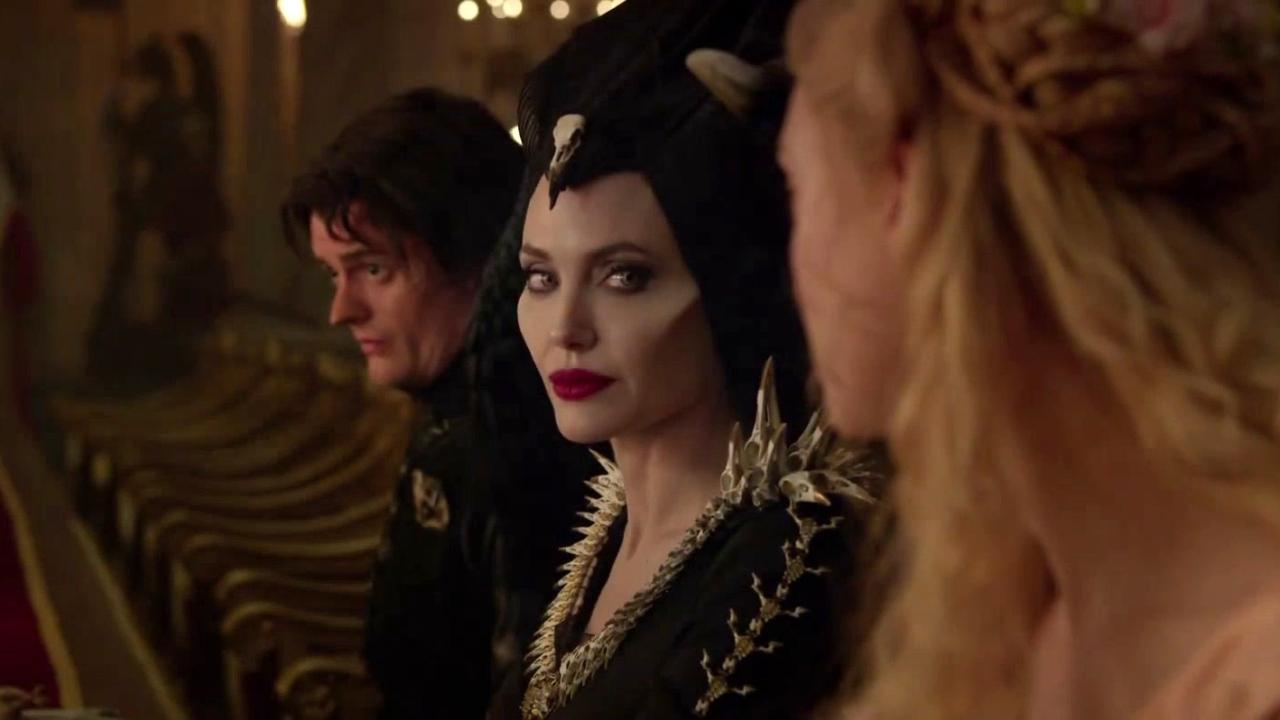 Maleficent: Mistress Of Evil: Dark Twisted (Spot)