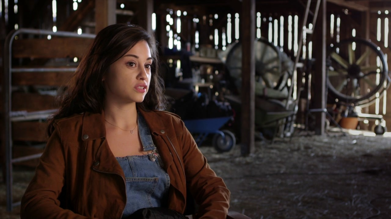 Rambo: Last Blood: Yvette Monreal On Her Character, Gabrielle
