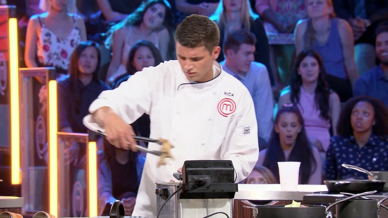 Masterchef: The Last 30 Seconds Of Appetizer Round Countdown