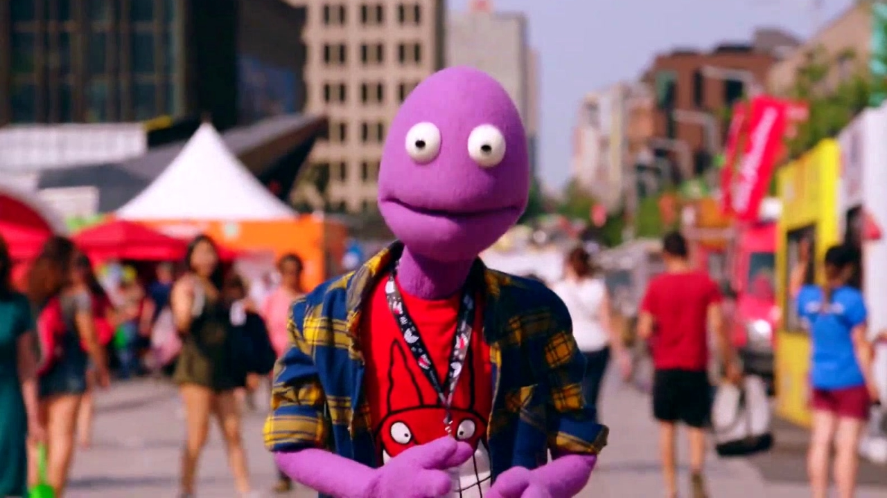 Bring The Funny: Puppet Randy Feltface Visits Montreal's Just For Laughs Festival