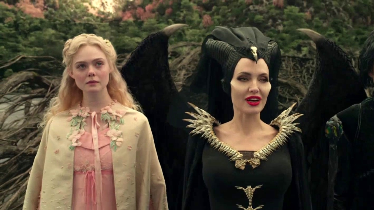Maleficent: Mistress Of Evil: Something Evil (Spot)
