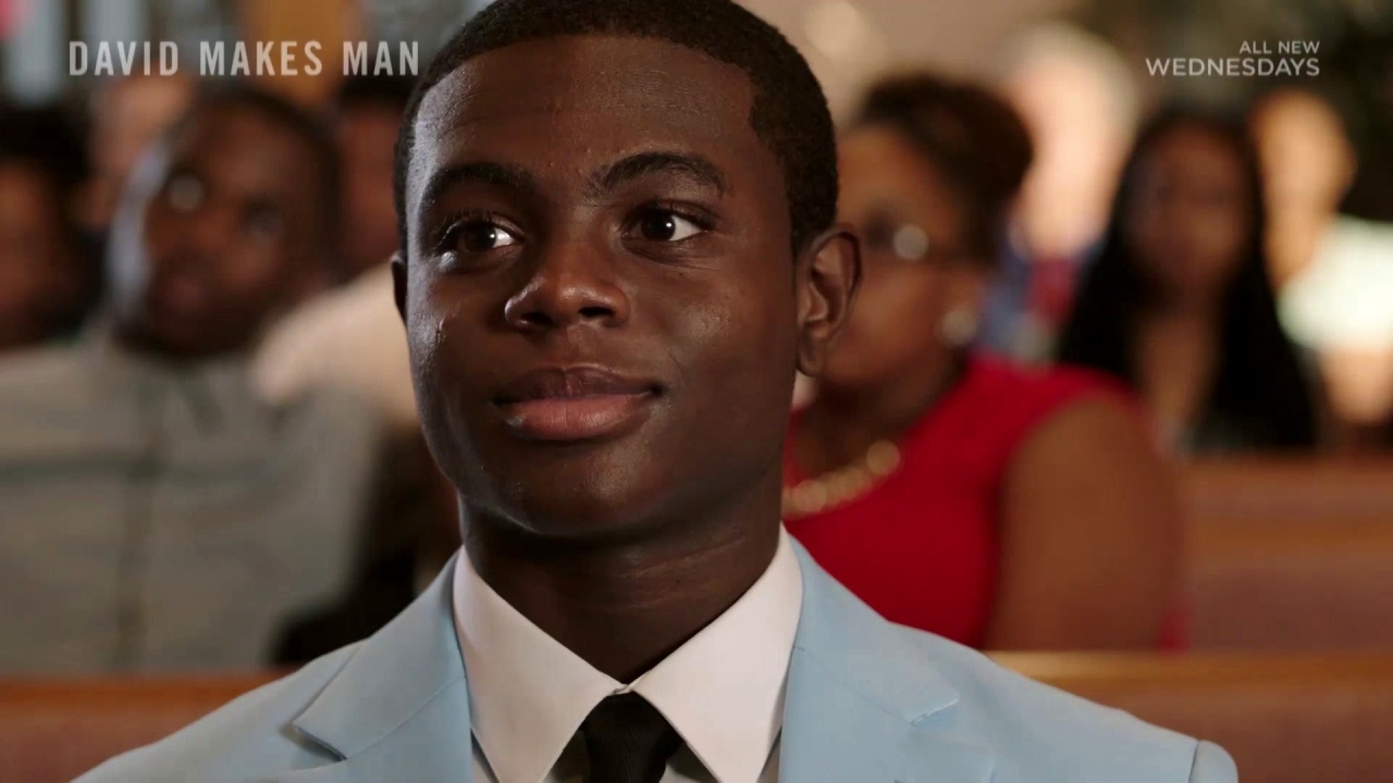 David Makes Man: Son Of Man