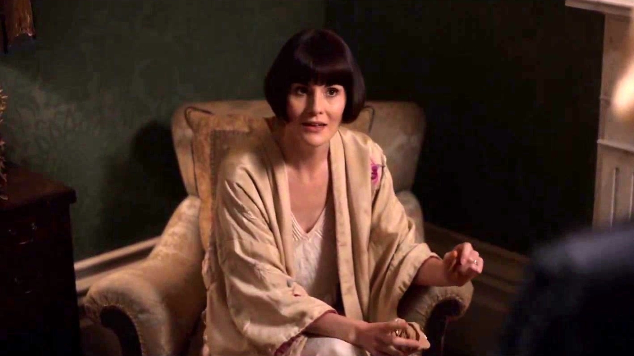 Downton Abbey: While There's Blood In Your Veins