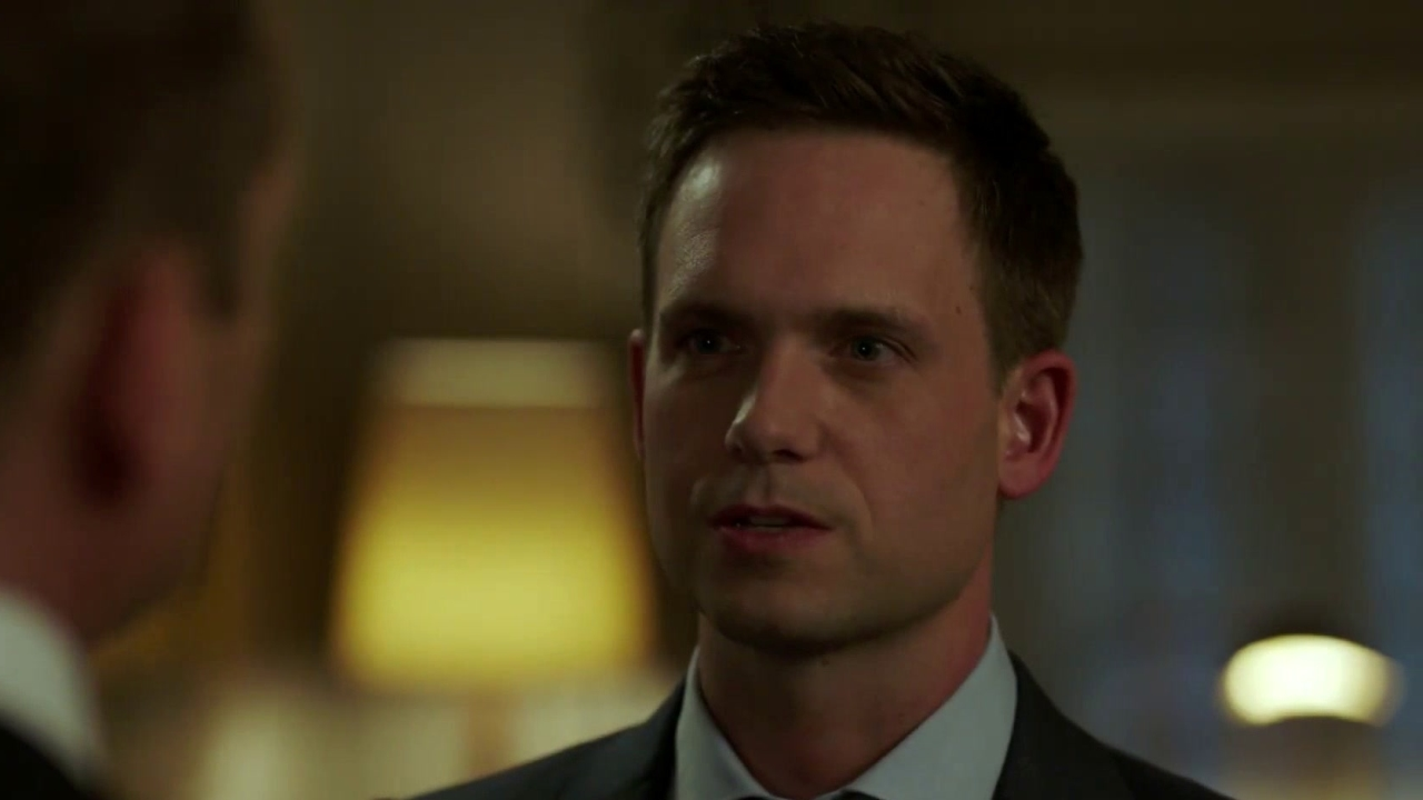 Suits: One Last Con