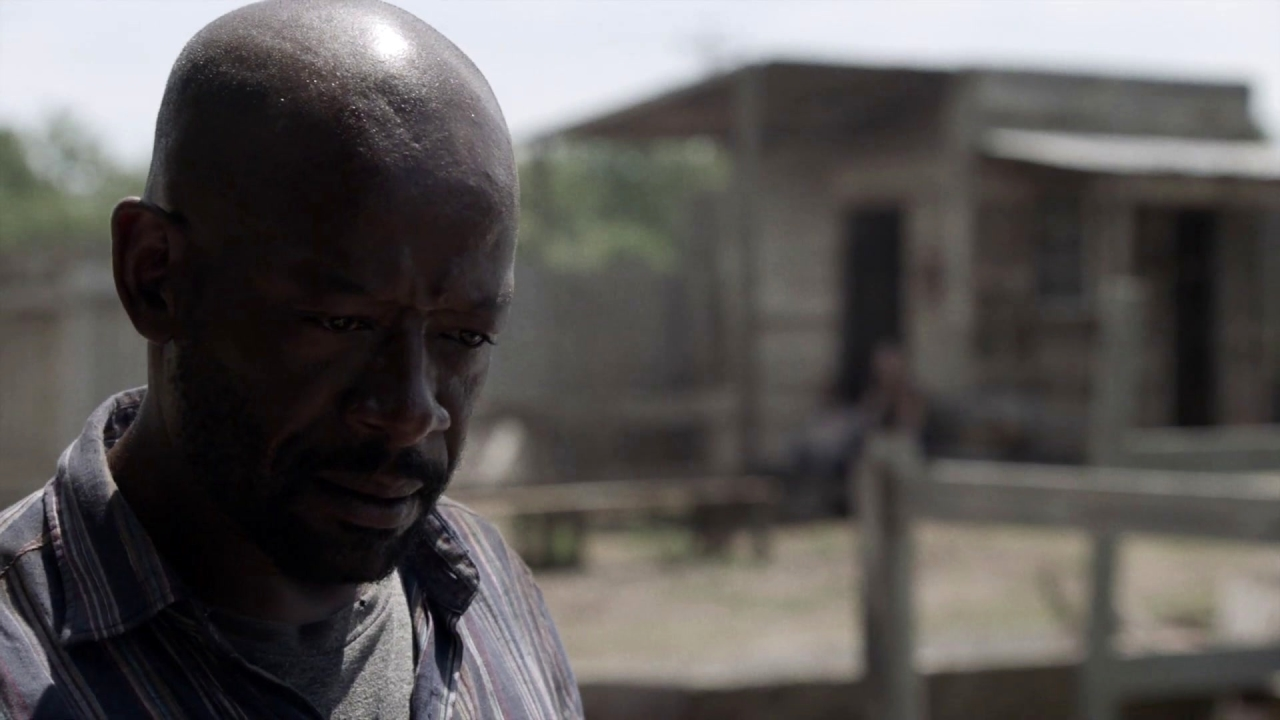 Fear The Walking Dead: Morgan Reaches Out To Virginia